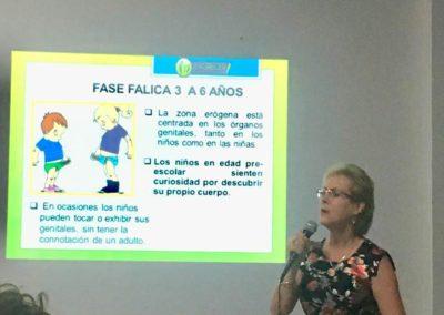 Orientado a padres de familia de preescolares de Dosquebradas